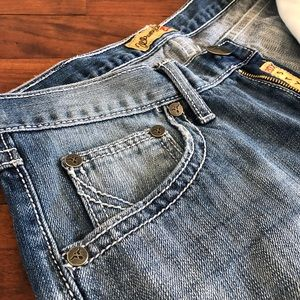 {Wrangler 2X} Jean 30x30 Style 42 Vintage boot fit